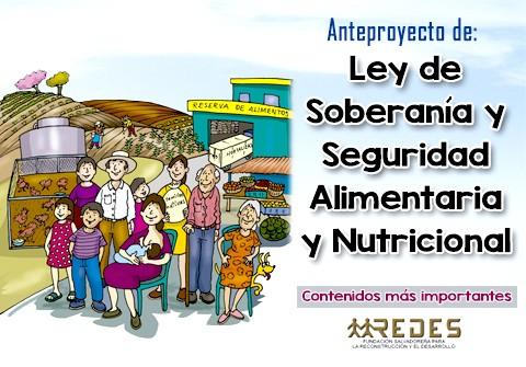 Versión Popular de la Ley de Soberanía Alimentaria
