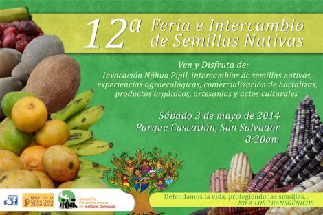 Afiche Feria Semilla Nativa