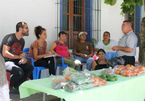 Potenciando el desarrollo local en las comunidades rurales de Suchitoto
