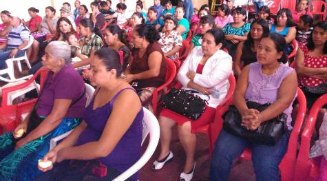 REDES realiza cines forum por la Soberanía Alimentaria