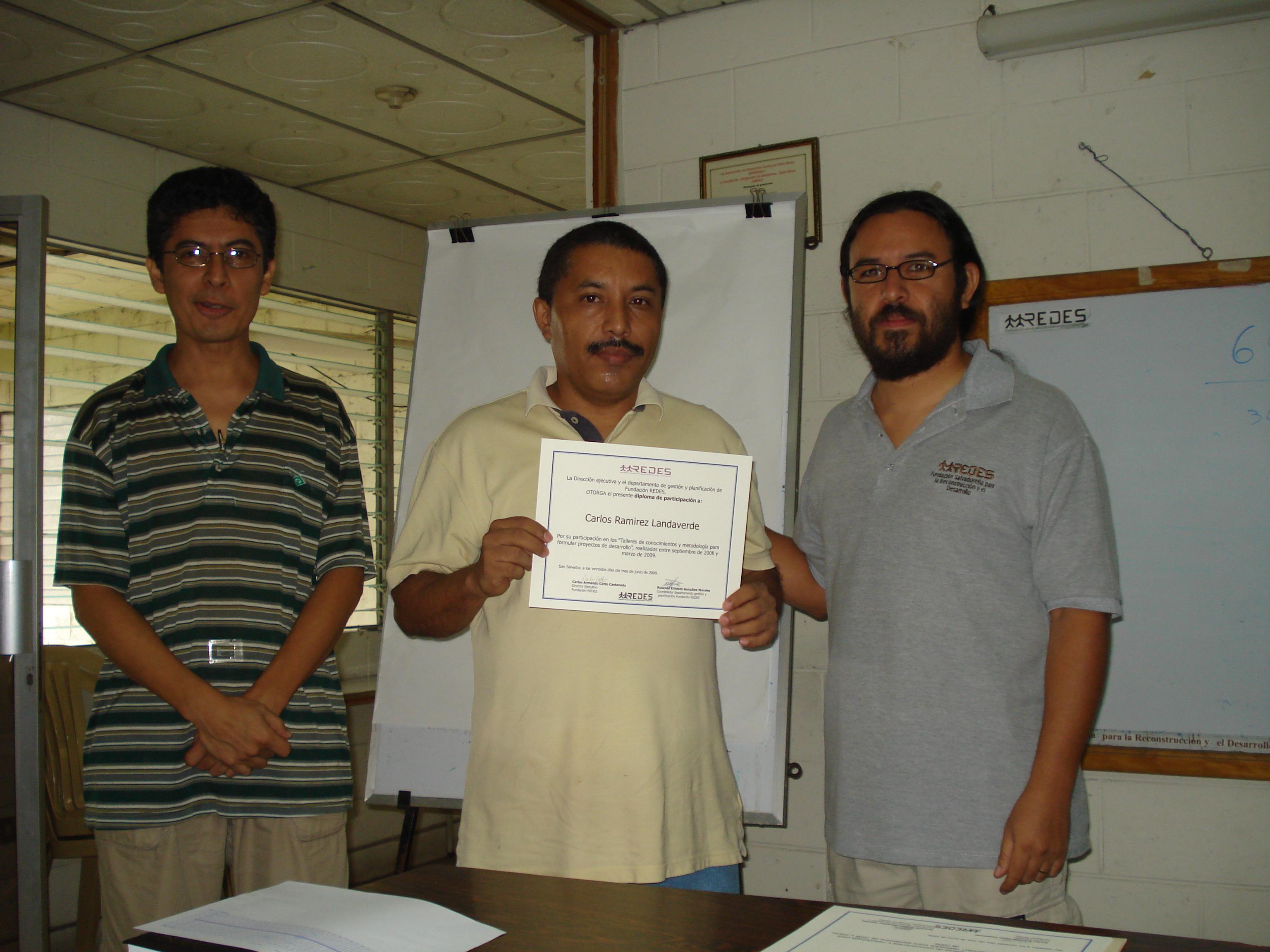 Carlos Ramírez, contador de RE