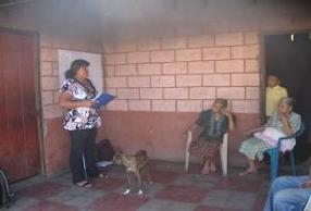 Grupos de autoahorro mejorando la vida de los habitantes de Cacaopera y Corinto, Morazán