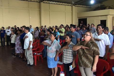 Se realiza Asamblea Municipal de Organizaciones Comunales y Sectoriales