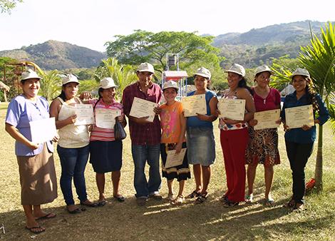 Finalizan talleres formativos de género en el municipio de Gualococti