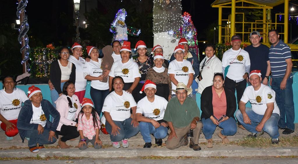 Festival de los sueños navideños en San Bartolomé Perulapía