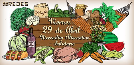 Mercadito Solidario 29 Abril 2016
