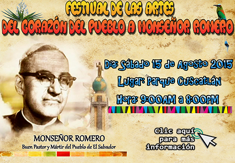 Festival Monseñor Romero