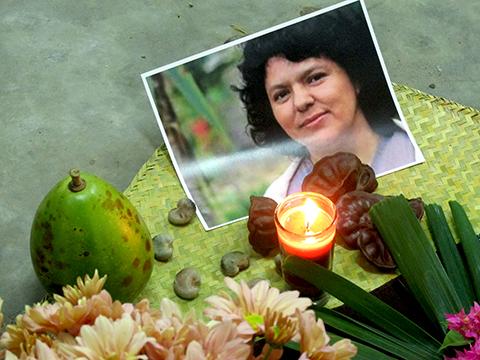La necesidad de multiplicar a Berta Cáceres