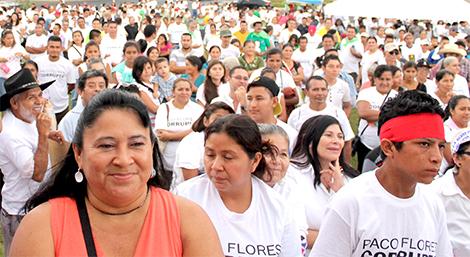 Organizaciones sociales y sindicales dicen ¡No a la impunidad!