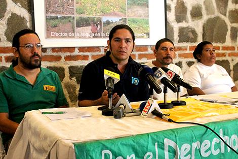 Demandan declarar Emergencia Nacional por impacto de la sequía