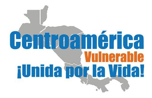 Logo Foro Centroamèrica Vulnerable ¡Unida por la Vida!