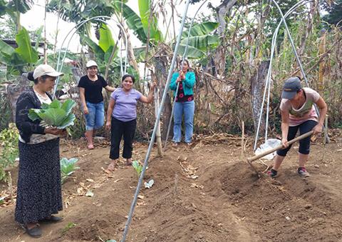 Redes desarrolla programa de fortalecimiento local en Usulután y San Vicente