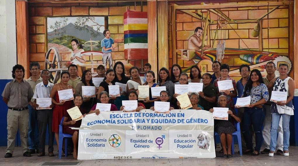 Primer Diplomado en Economía Solidaria y Equidad de Género