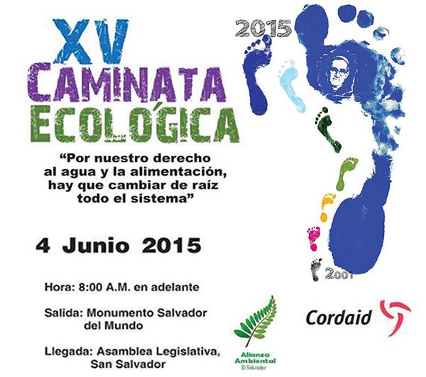 Invitación Marcha Ecológica