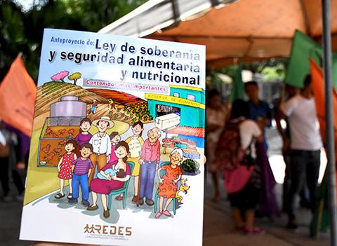 ¡Conocer para transformar!: presentan la versión popular de la Ley de Soberanía Alimentaria