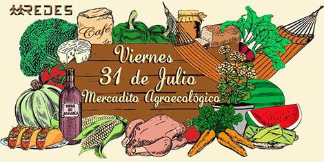 Mercadito Solidario 31 de Julio
