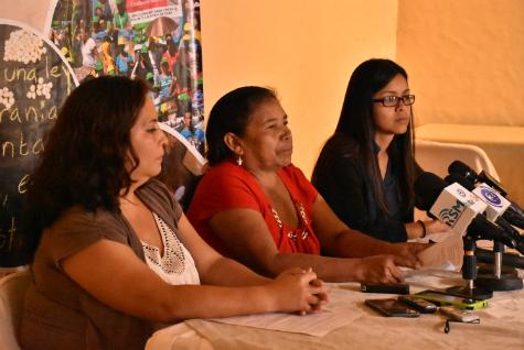 """""""La mujer campesina no se sienta a descansar, siempre está trabajando» Alejandra García"""