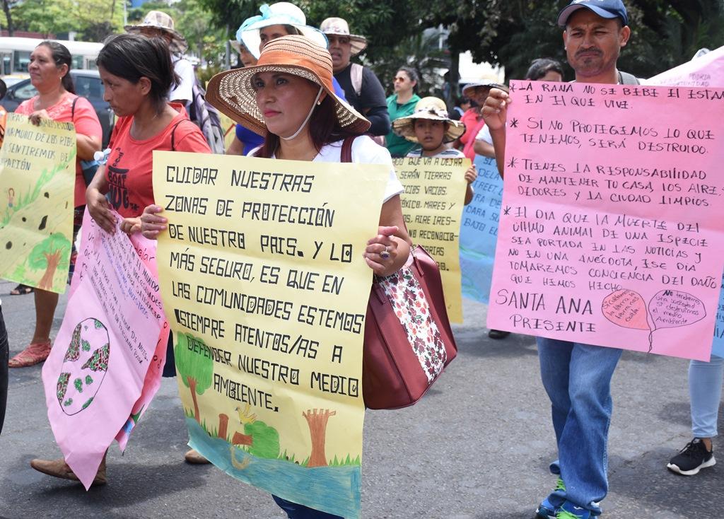 El Territorio es fuente de agua y Vida ¡Defendámoslo!
