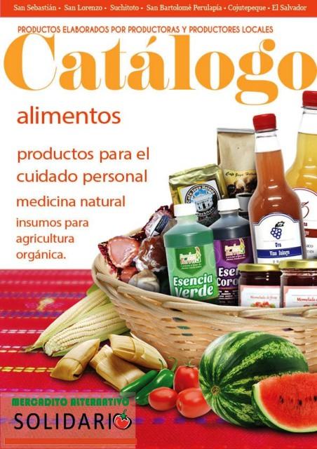 Lanzamiento de Catálogo de productos locales