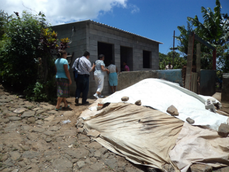 Familias ya no sufrirán por las lluvias