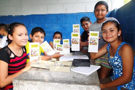 Promoviendo el desarrollo local  en Suchitoto